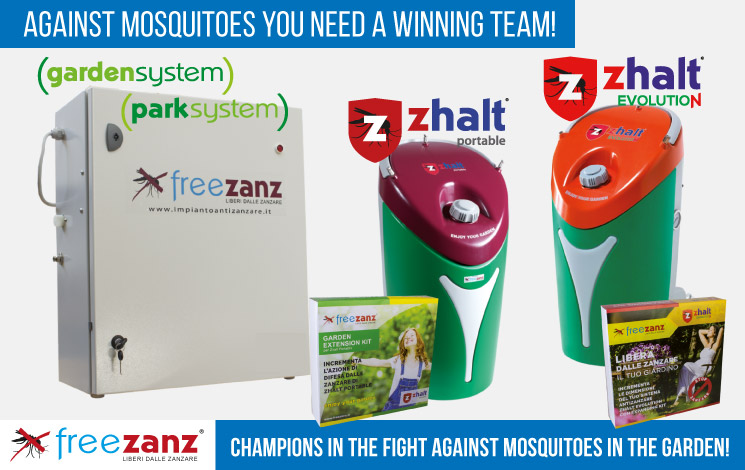 Mosquito Control Misting Systems