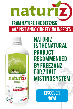 naturiz Mosquito Repellent for Outdoor Areas