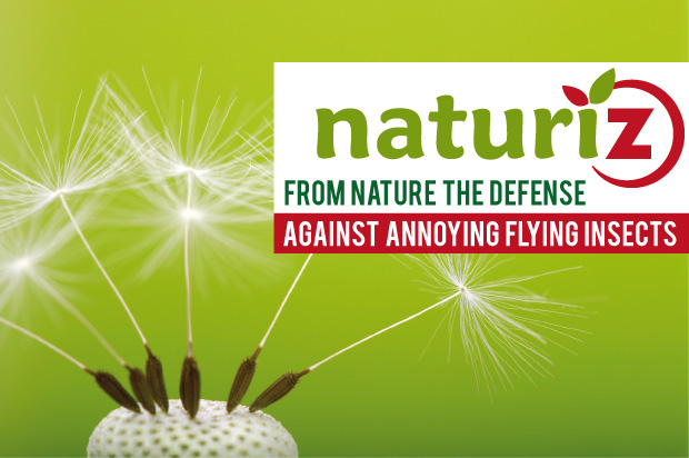 Natural defense against insects