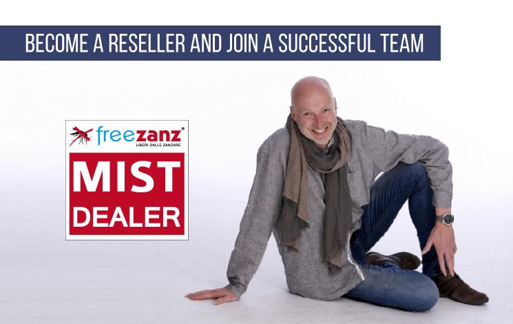 Become a Freezanz Systems Reseller