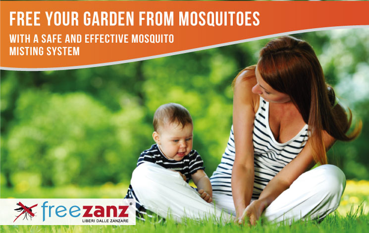 About Freezanz Mosquito Misting Systems