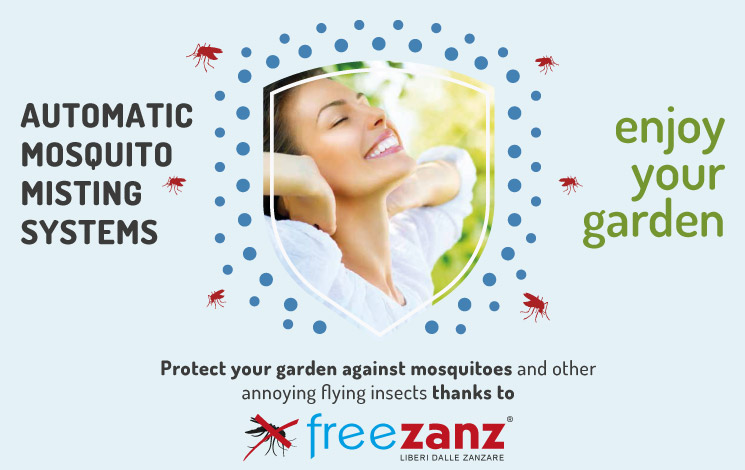 Outdoor Mosquito Misting Systems