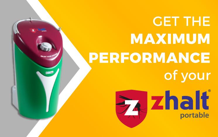 Zhalt Portable: tips on usage